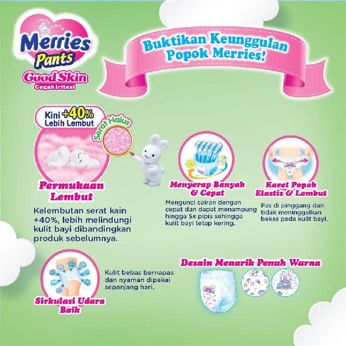 Merries Good Skin Pants L44