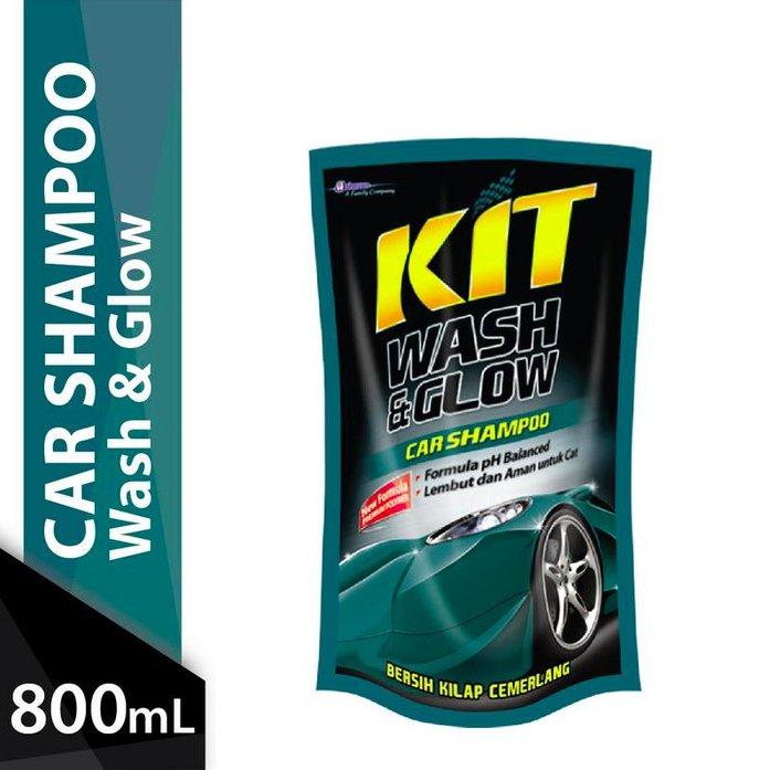 Kit Wash & Glow Pouch 800ml